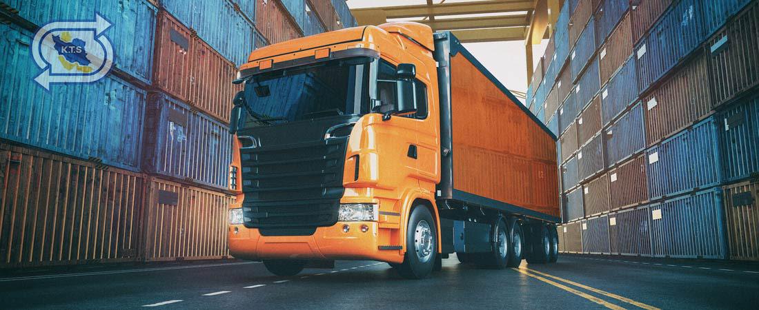 توانمندی حمل و نقل ترکیبی کالا<br>در سطح بین المللی
