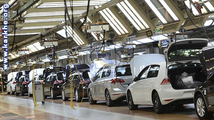 صنعت خودرو ایران ابر بدهکار بانکی مدعی دلار نفتی و افزایش قیمت ها