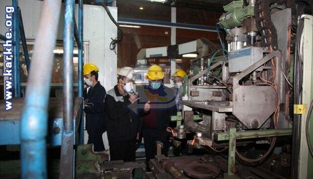 تولید ریل زبانه توسط ذوب آهن اثر تحریم بر این محصول را خنثی کرد