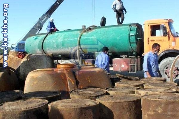 ماهیت تولید فرآورده های نفتی پالایشی در ایران قاچاق خور و فساد آور است