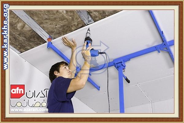 سقف کاذب چیست و دیوار پوش ارزان چه مشخصاتی دارد؟