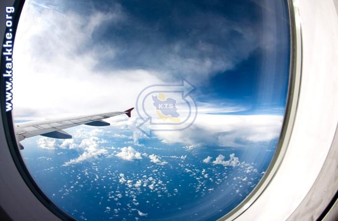 پرژکتور به پدرخواندگان حمل و نقل هوایی ایران