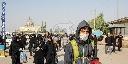 آخرین وضعیت بازگشت زوار اربعین حسینی/ سخنگوی ناجا: مشکل خاصی در مرزها نداشتیم