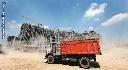 انواع ماشین حمل و نقل نخاله و مصالح ساختمانی